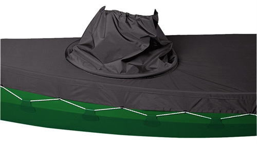 Spraycover 16' Pack Green
